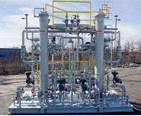 fuel gas conditioning systems |EN FAB Inc